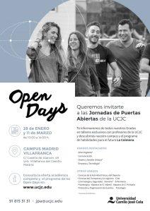 cartel-open-days