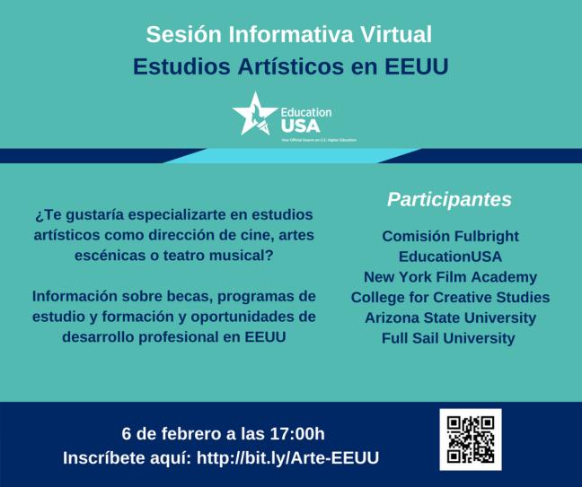 Sesión Informativa - Arte EEUU (1)